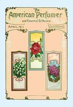 American Perfumer and Essential Oil Review, April 1911 #2 - Art Print - $19.99+