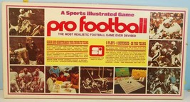 1972 Sports Illustrated NFL Pro Football aka Paydirt (Time Inc. SI) - $69.30