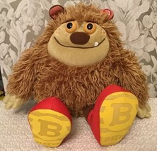 Hallmark Interactive Story Buddy BIGSBY Plush - Books Not Included, 2011 - $11.40