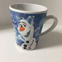 """Disney Frozen Olaf Mug Cup """"I'm An Expert In The Snow"""" Hot Chocolate - $14.81"""