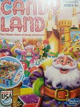 Hasbro Candy Land The Classic game of Sweet Adventures New Sealed Free Shipping - $14.80