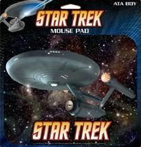 Star Trek Classic TV Series USS Enterprise Photo Computer Mouse Pad NEW ... - $12.59