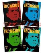 Ironside Raymond Burr TV Series Complete All 1-4 Seasons DVD Set Collect... - $197.99