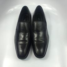 Alfani Jarrett Bike Toe Loafers Men's Shoes, Black, Size US 11 M - $44.54