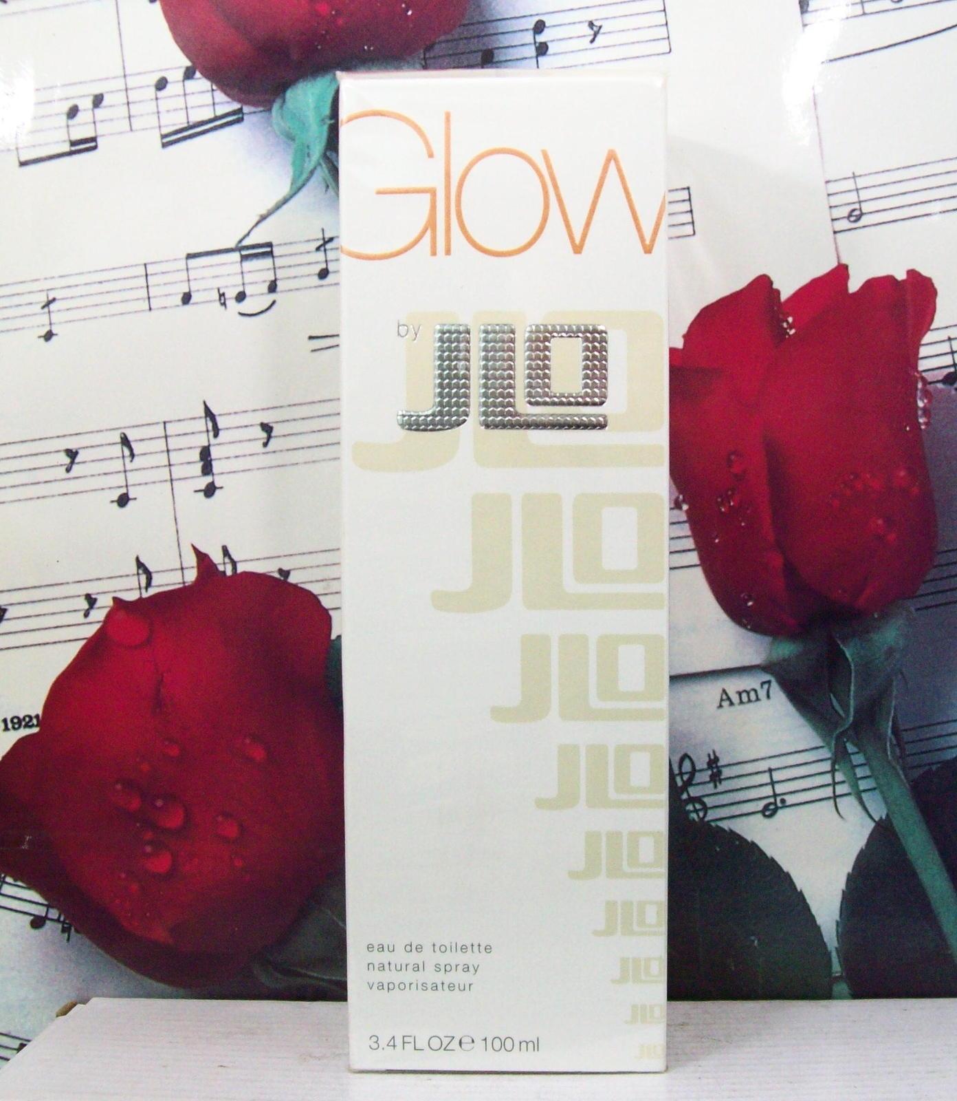 Jennifer Lopez Glow EDT Spray 3.4 OZ. NWB - $59.99