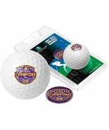 LSU Louisiana State Tigers National Champions Golf Ball with Ball Marker - $9.50