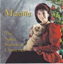 THE SWEET SOUNDS OF CHRISTMAS by Marilla Ness