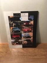 1993 Volkswagen Full Line Sales Brochure / Literature - $10.88