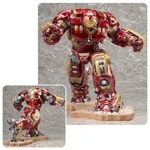 Avengers Age of Ultron Hulk Buster Iron Man Mark 44 ArtFX Statue - $230.00