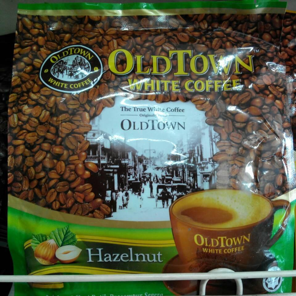Old Town White Coffee 3in1 Hazelnut 40g X 15s Daftar Harga 2 In 1 Creamer 25g Kopi Oldtown 3 Instant Flavored