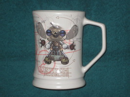Disney Parks Stitch Coffee Mug/Cup Model 3. Brand New. - $27.49
