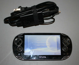 Sony PS Vita PCH-1101 Handheld Game System - $98.99