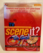 Scene It? To Go. The DVD Game. 2007 Edition..T.V. Trivia To Go..Free Shipping!!! image 1