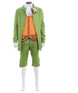 Mens Costume Medieval Renaissance Romeo Stage Tuxedo Suit Custom Made - ₹9,332.07 INR