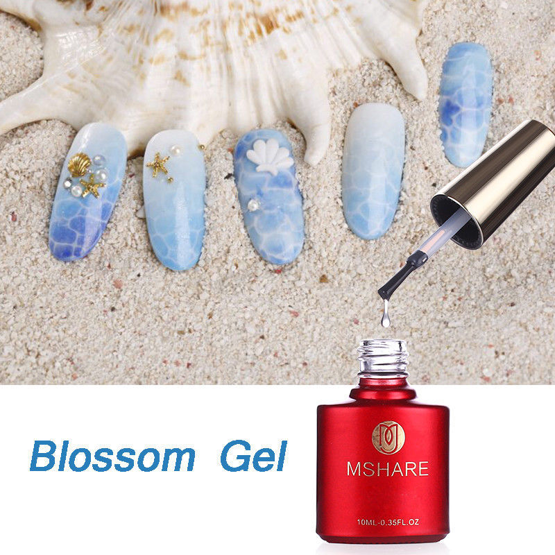 MSHARE® Blossom Gel Polish DIY Nail Art and similar items