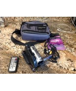 Sony DCR-DVD108 DVD Handycam Camcorder 40x Optical Zoom Carl Zeiss Lens - $44.55