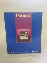 New Sealed Vintage Polaroid Camera Sun 600 LMS  - $140.00