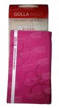 Golla Bags Generation Mobile Smart Phone Wallet Lichen Pink CG945 Free S... - $10.29