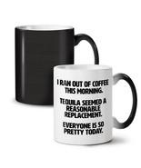 Coffee Tequila NEW Colour Changing Tea Coffee Mug 11 oz | Wellcoda - $19.99
