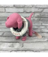 Victorias Secret VS Pink Dog Sailor Captain SS PINK Living The Good Life... - $12.13
