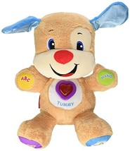 Fisher-Price Laugh & Learn Smart Stages Puppy (with Bonus DVD) - $57.10