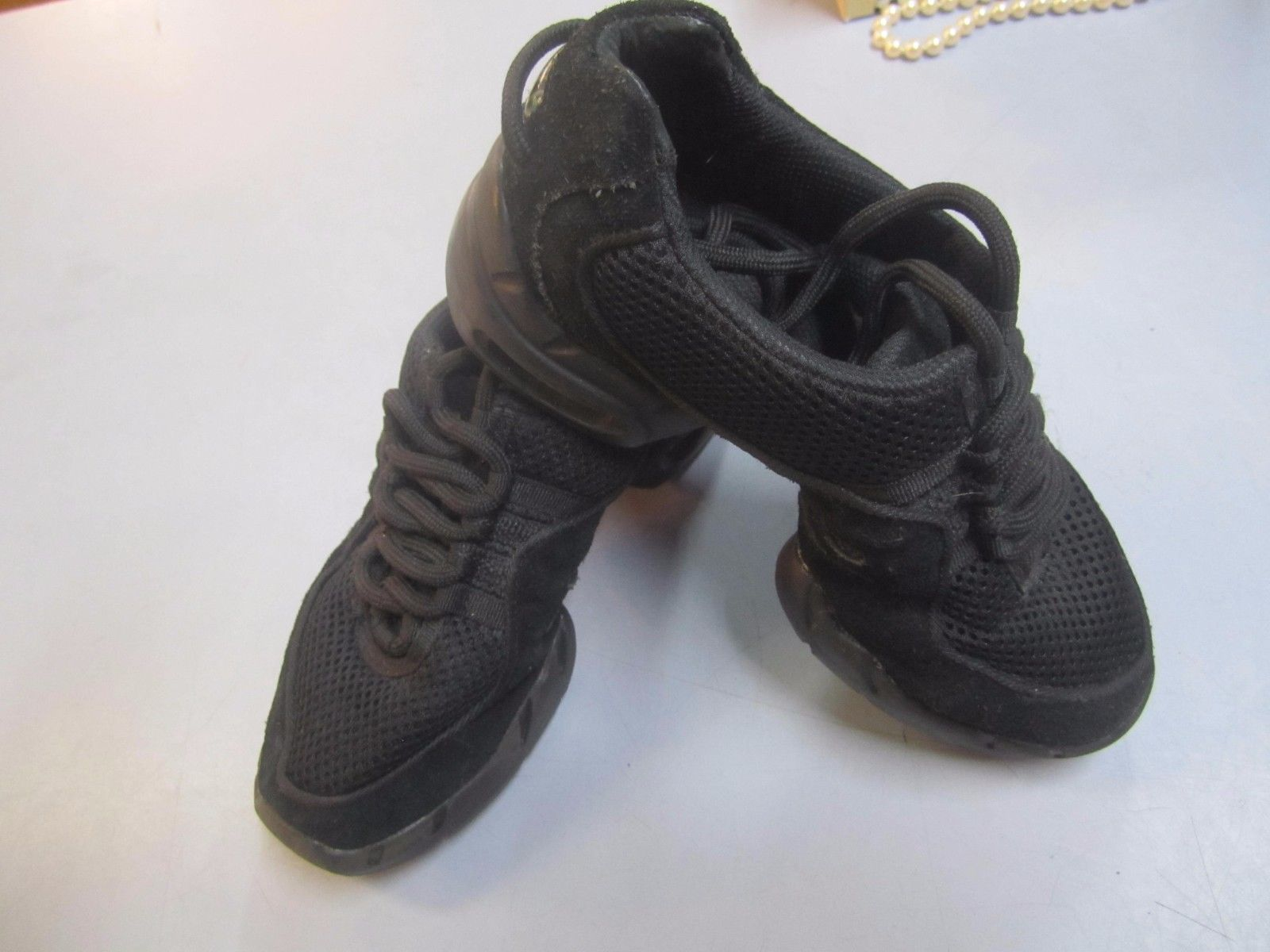 f3bf9341f BLOCH Dance Shoes Boost Black Canvas Mesh and 50 similar items. 57