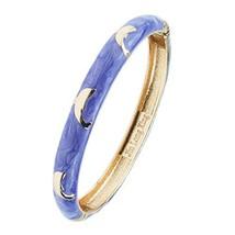 UJOY Fashion Jewelry Bracelet Cloisonne Gorgeous Animal Enameled Bangle ... - $15.24