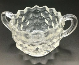 Fostoria American 2056 Tea Sugar Bowl - $15.84