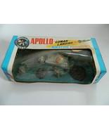 NIB 1970 Apollo Lunar Landing Miniature Play Set Hand Decorated by Artis... - $75.00