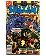 SHAZAM #35-comic book 1978-Rare last issue - $50.44