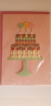 """Greeting Card Birthday """"for you, ordinary birthday will do..."""" - $4.99"""
