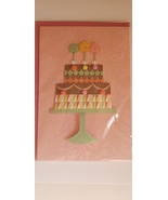 "Greeting Card Birthday ""for you, ordinary birthday will do..."" - $4.99"