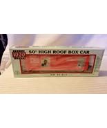HO Scale Proto 1000 50' High Roof Box Car, Life Magazine 1950s BNOS Ltd.... - $14.85