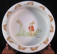 "R.D. Bunnykins Round Baby Bowl ""Proposal""  - 6"" - $9.49"