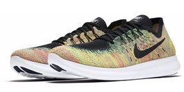 Nike Men's Free RN Flyknit 2017 Sneakers Size 7 to 13 us 880843 005 - $127.56