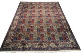 9 x 13 Fine Quality Complex Design Multi-Color Bakhtiari Persian Rug image 1