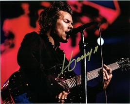HARRY STYLES  Signed Autographed Photo w/ Certificate of Authenticity-5056 - $85.00
