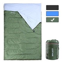 CER TAMI Sleeping Bag for Adults, Girls & Boys, Lightweight Waterproof C... - $41.97