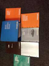 1999 Mazda 626 Service Repair Shop Workshop Manual Set W EWD Trans Highlights - $118.75