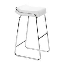 barstools, White Wedge Elegant metal counter modern barstools chair, Set... - $435.99