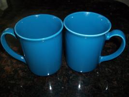 1 Corning Coffee/Tea Mug Blue 8 oz. - $3.87