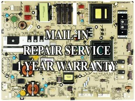 Mail-in Repair Service For Sony 1-474-300-11 Power Supply 1 YEAR WARRANTY - $69.95