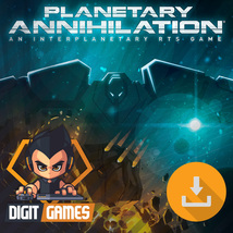 Planetary Annihilation - PC / Steam CD Key - Digital Game Download Code - $6.99
