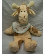 "Boyds BABY GIRAFFE RATTLE 18"" Plush Stuffed Animal TOY - $19.80"