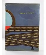 Max Ernst Life E Lavoro di John Russell Copertina Rigida Polvere Giacca - $49.49