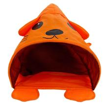 Pet Cat Toys Cute Mouse Tunnels Orange Color Tent Easy House For Small Dog Beds image 7