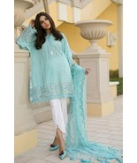 Maria B. Lawn Luxury HOT Sell Design - Eid Collection 2019 - DHL EXPRESS! - $55.23