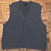 Eddie Bauer Knit Sweater Vest Size XL - $23.16