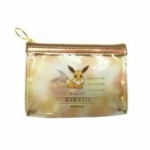 Pokemon Eevee Mini Pouch Accessories Storage Case PVC 13cm Zipper From J... - $49.40
