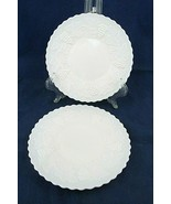 """Imperial Glass Vintage Grape Milk Glass Salad Plate 9"""" Collectible Table... - $24.75"""